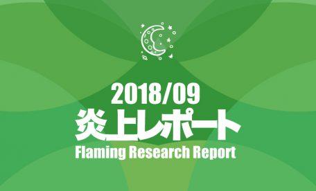 【最新版】2018年9月更新!炎上リサーチレポート~予約ミスを相手のせいにして炎上!~