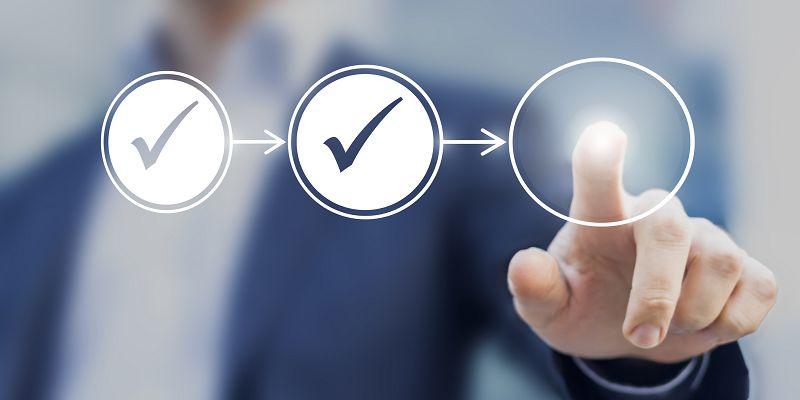 リスク管理の習熟度チェックで段階を確認しよう!
